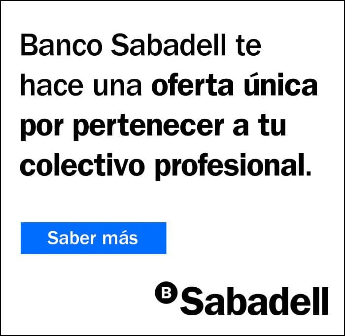 Banco de Sabadell te hace una oferta única
